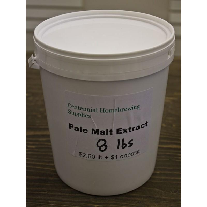 Pale Liquid Malt Extracts
