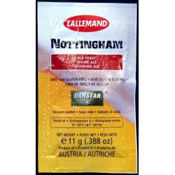 Nottingham Ale Yeast  (11g pack)