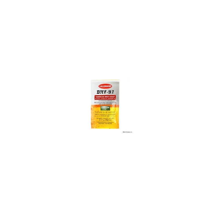 Lallemond Bry 97 West Coast Ale yeast (11 grams)