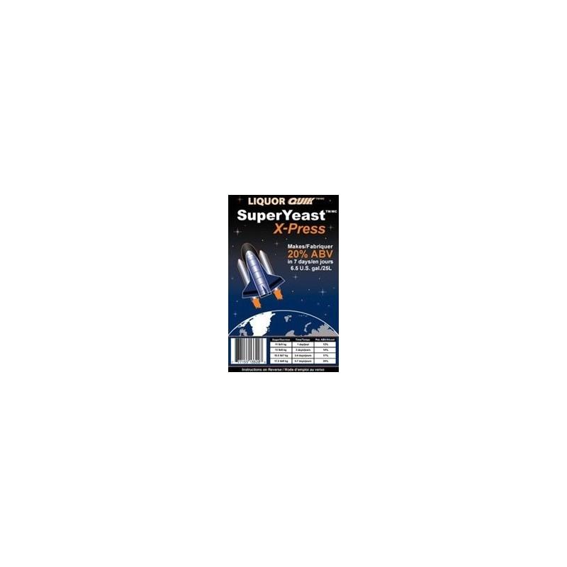 """LIQUOR QUIK SuperYeast™ X-Press"""""""