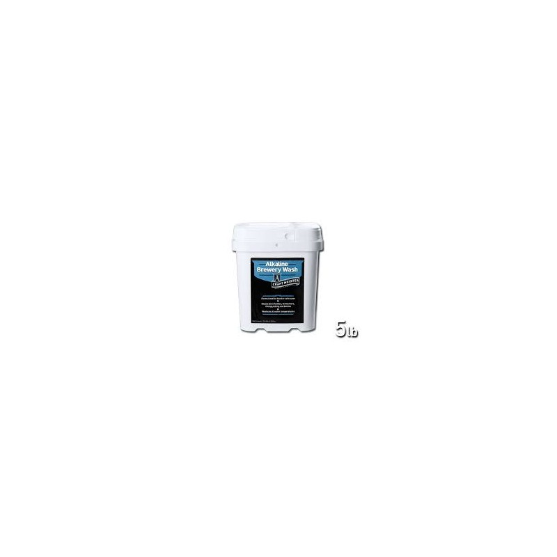 Craft Meister Alkaline Brewery Wash (5 lbs)