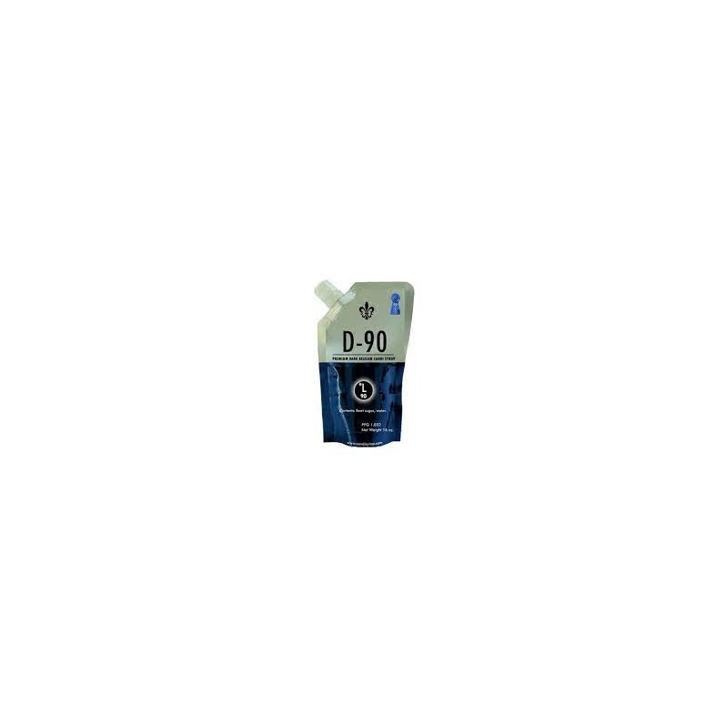 Belgian D-90 Dark Candi Syrup  (1 lbs pouch)